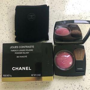 Chanel Joues Contraste blush in Vivacité